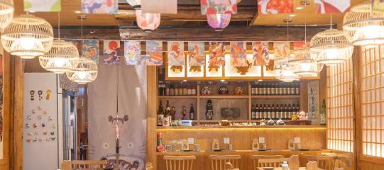 【五一广场丨太平街】品质日料!让舌尖感受温暖!¥168抢价值486「神巷食物所」2-3人餐=三文鱼北极贝拼盘+大块鹅肝手握等!