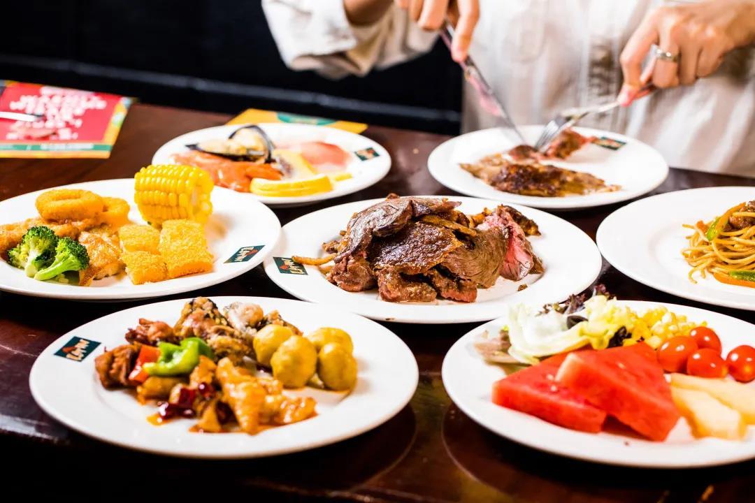 【广州2店通用|自助烤肉】品质烤肉撩翻味蕾!「拉丁餐厅」双人烤肉套餐!168元享价值236自助午餐!218元享价值336自助晚餐