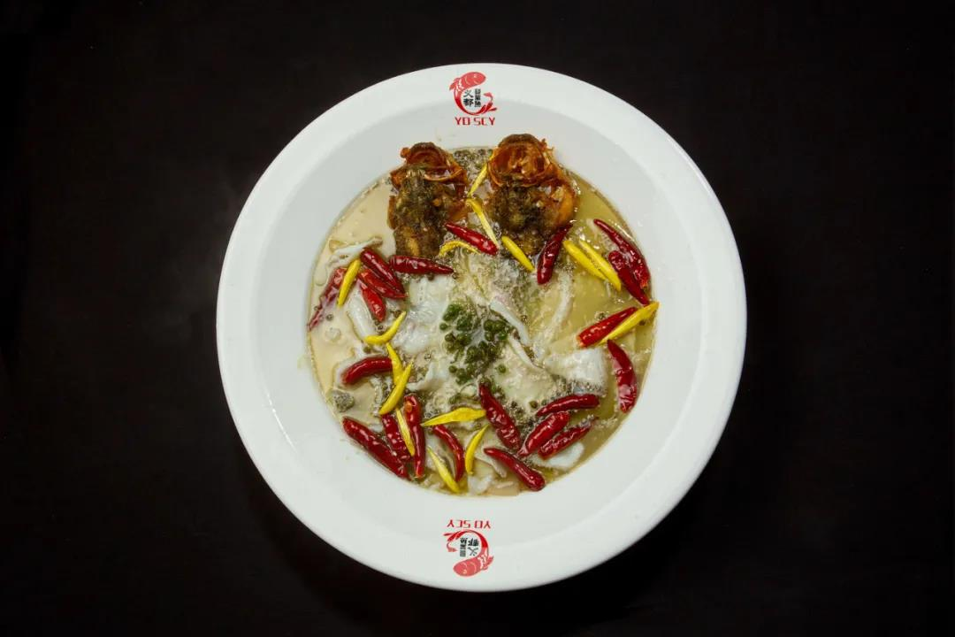西乡塘区丨义都酸菜鱼丨29.9双人份鲈鱼】符合广西口味的壮乡酸菜鱼!