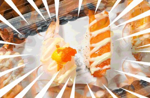 【6店通用丨一碌木日料】100+款日料不限量!¥79抢价值2大1小寿司自助套餐!1米以下免费!满足你对日料的一切愿望!!!