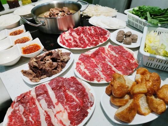 【天河区|花城汇】牛气十足!¥78抢价值284元「黑山牛肉」实惠套餐=牛全部位炖汤锅+新鲜牛肉+配菜!