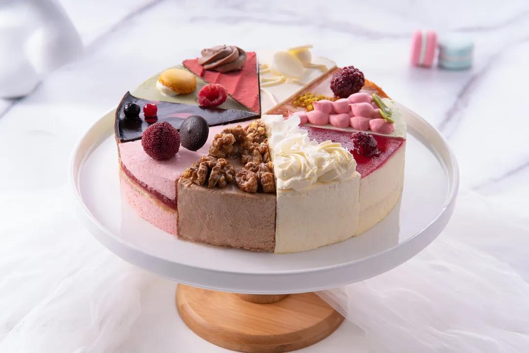 【仓山|市区免费配送】送礼不二之选!¥138抢¥268「糖斯蛋糕」套餐=冰淇淋慕斯蛋糕2选1!用料实在,多种口味满足多人需求!