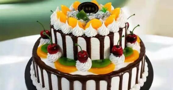 【8店通用丨配送】专属于你的甜蜜滋味!¥49起抢价值128「爱丽蛋糕」6寸网红蛋糕10选1!¥89抢价值228元8+6寸双层蛋糕
