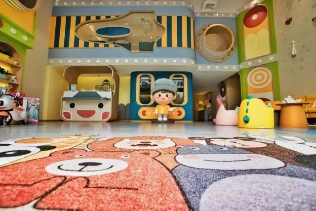"""""""会呼吸""""的儿童健康乐园!¥78.8抢价值258元「Bro's House布若思小屋」套餐3选1!"""