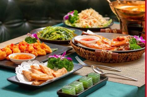 【海珠区 石溪公交总站】可能是全海珠zui好吃的泰国菜,吃喝玩乐一条龙,128元享价值388元叻叻泰菜4人餐