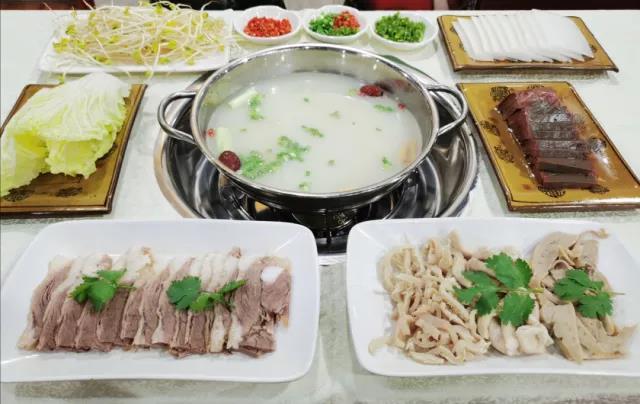 【龙泉驿区丨驿都城】一碗羊肉汤就够了!79元抢价值186元「简阳四季羊肉汤」3人餐=羊肉+羊杂+羊血+白萝卜+大白菜等!
