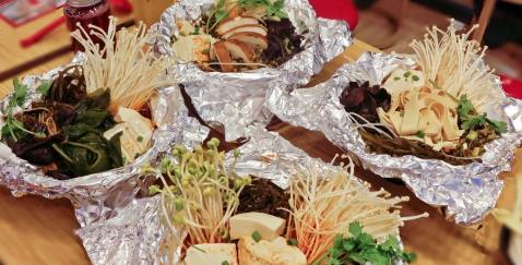【免预约 北京路·光明广场 包烧米线】尝鲜广首家!仅28.8元抢价值72元米线套餐!多种口味可选,还有小吃+美味冻饮!