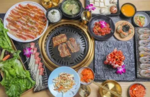 「之心城•小楠山」火遍杭州的烤肉!犒劳合肥味蕾!仅¥128抢3人餐=古法吾桑格肥牛+秘制护心肉+黑椒鸡腿肉+南瓜粥等