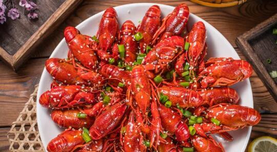 【东塘里美食城】吃小龙虾,当然是够大才够爽 !¥29抢价值78「霸姐小龙虾」卤虾2斤!